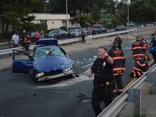 Yonkers fatal accident Central Park Avenue