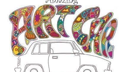 Arthur Zarr's Amazing Art Car