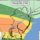 Delaware under tornado watch as severe thunderstorms expected to hit Saturday evening