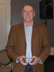 Realtor Charlie Baudoin was named the top residential