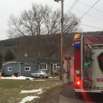 Two-alarm fire brings crews to residence in Town of Maine