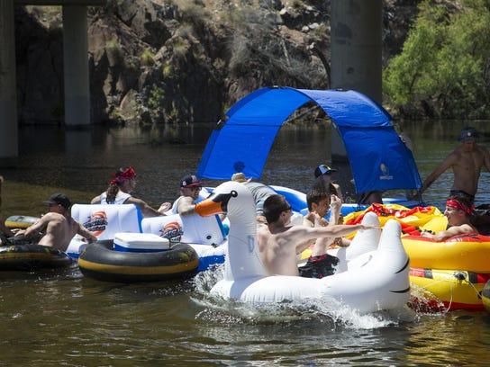 PNI 0516 salt river tubing Sunday