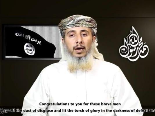 Video by al-Qaeda branch takes credit for Paris attack