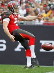 Packers claimed punter Jacob Schum, who was cut by the Buccaneers.