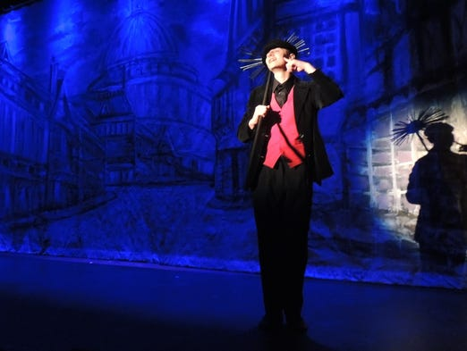 """Archbishop Stepinac High School presents """"Mary Poppins,"""" 7:30 p.m., May 2, 3, 9, 10; 2 p.m., May 11. $22, $18 seniors and those 12 and younger. 914-946-4800, ext. 200."""