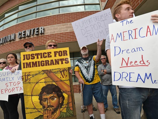 Pa DACA Protest