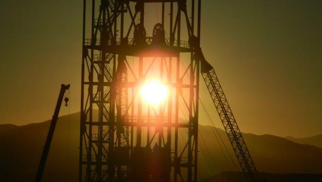 Nevada Copper's Pumpkin Hollow Mine is scheduled to open in 2019.