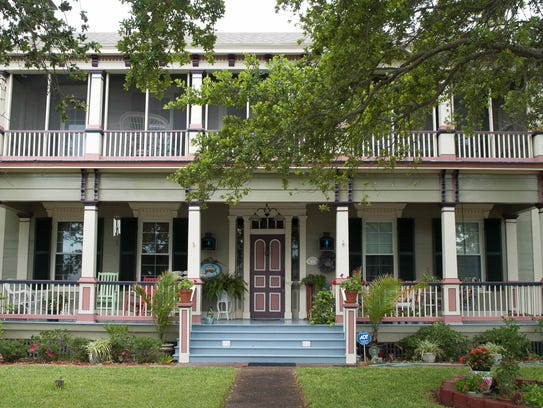 The Rockport-Fulton Tour of Historic Homes will celebrate