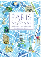 """""""Paris in Stride."""""""