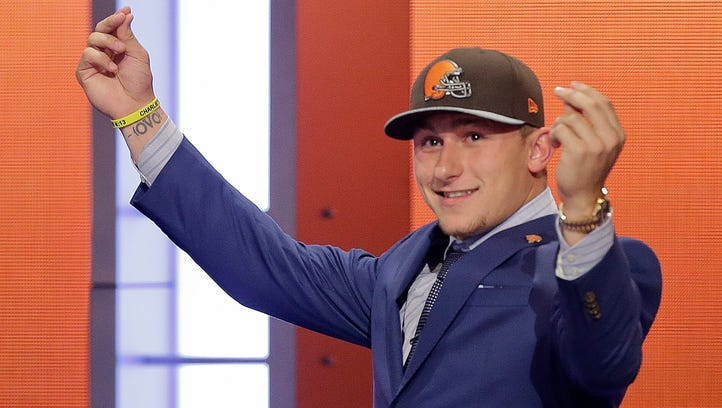 The party's over: Browns to part ways with Johnny Manziel