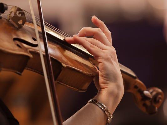 violin stock