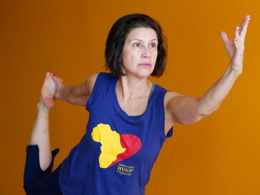 LAF Yoga for Africa