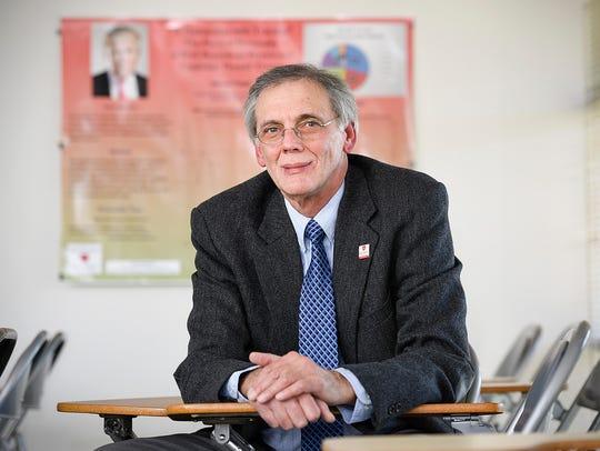 College of St. Benedict/St. John's University professor