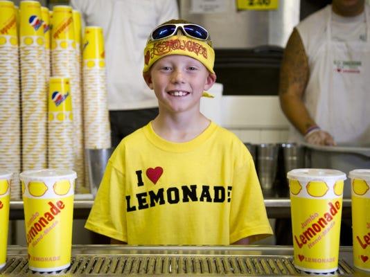 1 Lemonade