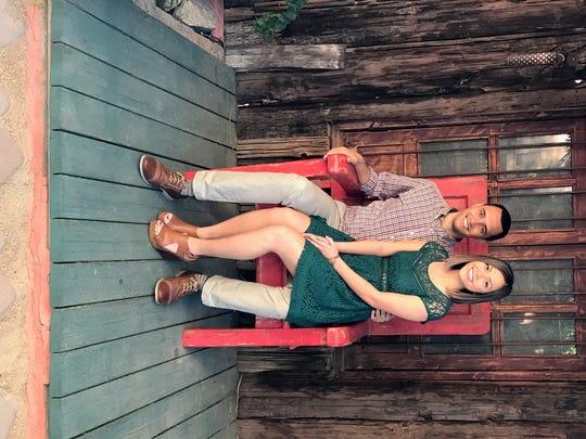 Chris Koehne and Tracie Agustin