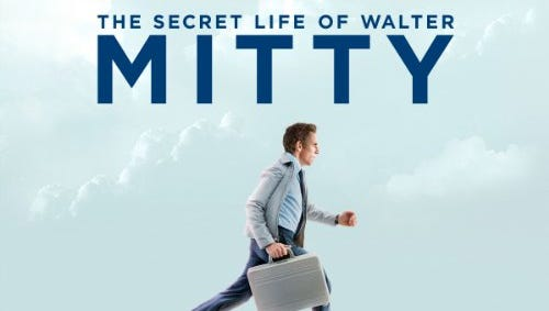 Ben Stiller stars in 'The Secret Life of Walter Mitty' and narrates the short story it was inspired on.