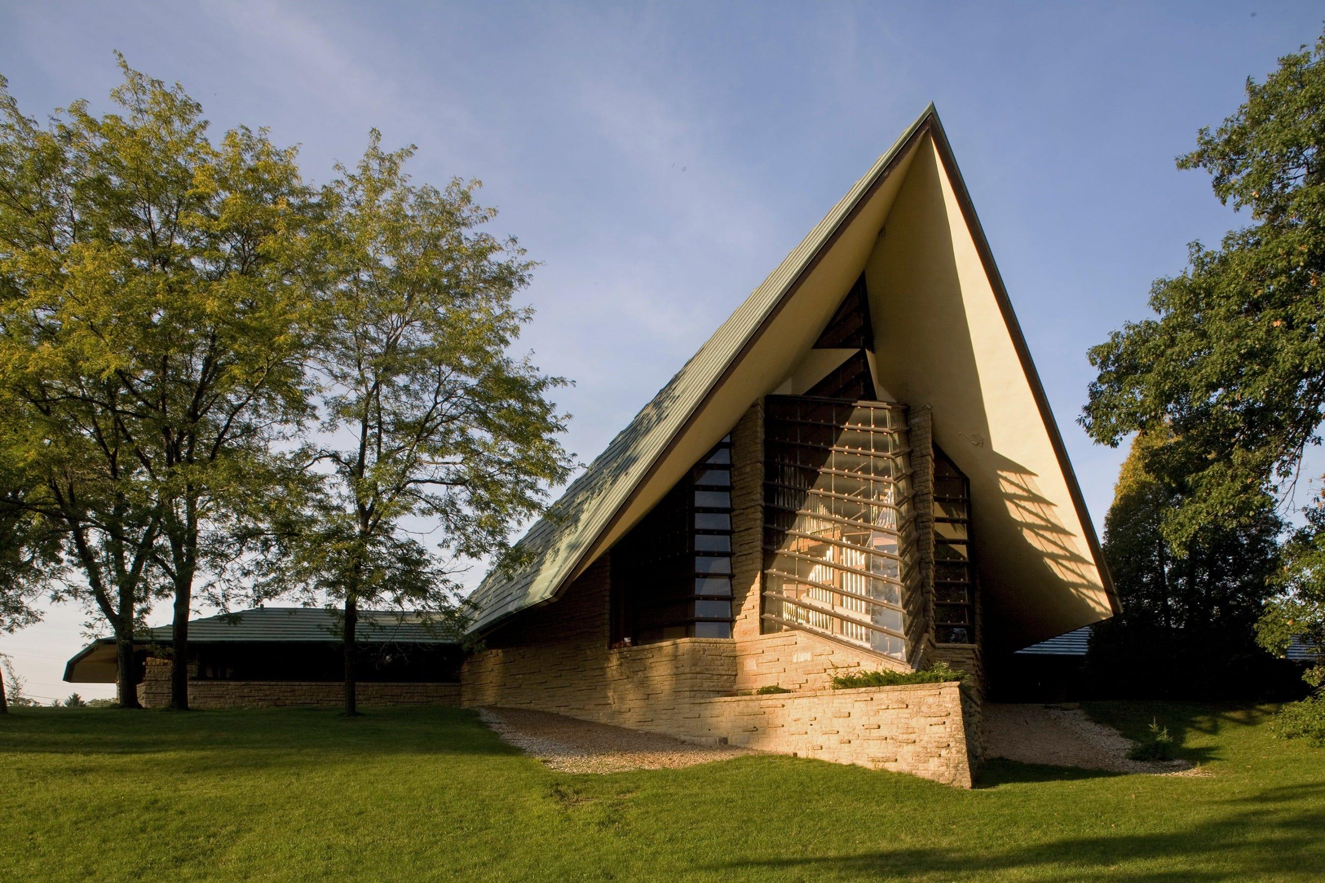 taliesin fellow architect share insights on frank lloyd