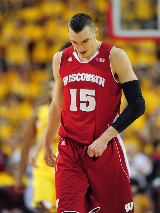 NCAA Basketball: Wisconsin at Maryland