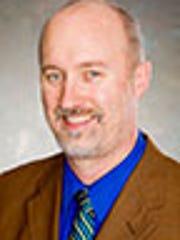 Dr. Lionel Crews, UT Martin