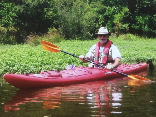 Bob May of Pearl has traveled thousands of miles in his kayaks and said Mississippi has no shortage of rivers to explore.