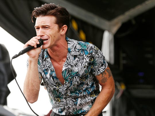Drake Bell performs as the High School Nation tour