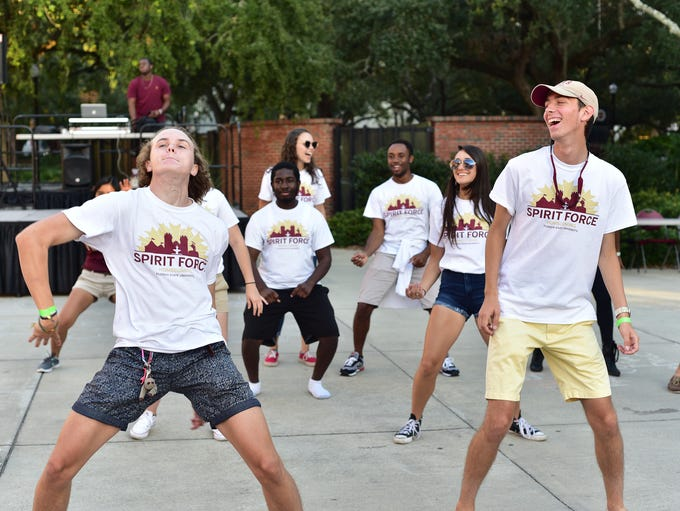 Homecoming week continued as the Seminole Festival