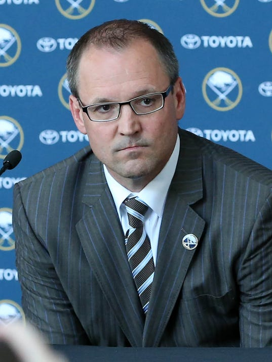Dan Bylsma will push offense as Sabres' new coach