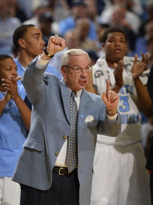 North Carolina coach Roy Williams was one of several Tar Heels coaches who disputed the claims of Mary Willingham.