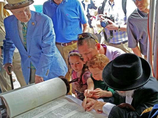 Torah Scroll dedication - 06-01-14.jpg