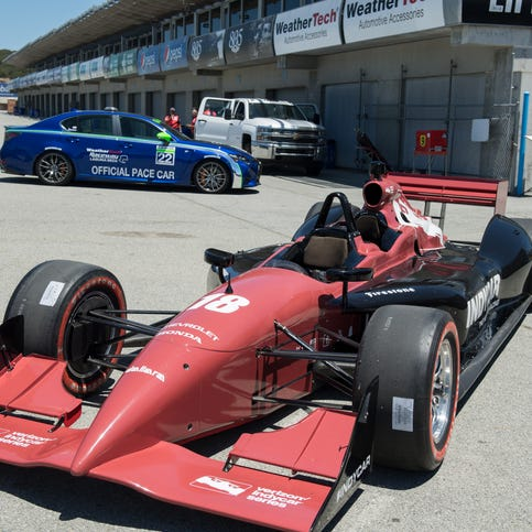 'A crown jewel of motor racing': IndyCar returns to Laguna Seca after 15-year absence