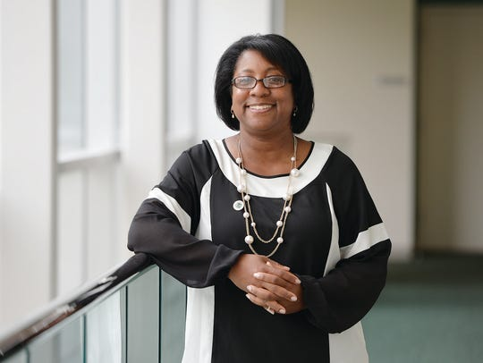 Wanda Ford, interim CFO and vice president for administration,