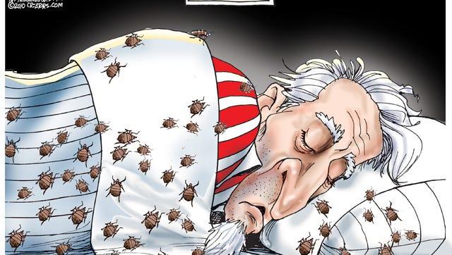 Debt bugs.