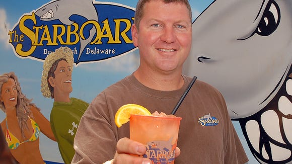 Owner Steve Montgomery of the Starboard in Dewey Beach is one of the operators taking over a favorite Baltimore eatery.