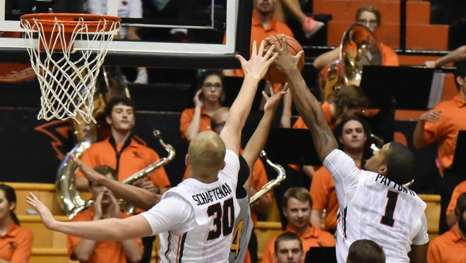 The Beavers defeated Rice on Thursday night.