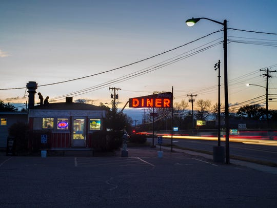 The Parkway Diner in South Burlington is open for breakfast