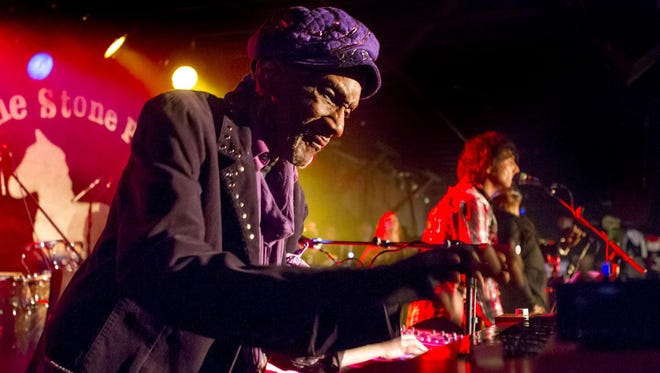 Bernie Worrell, founding member of Parliament-Funkadelic, performs with Funk The Bass at The Stone Pony during last year's Asbury Park Music In Film Festival.