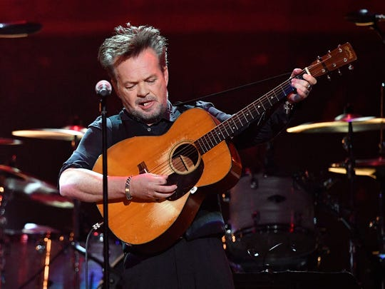 John Mellencamp performs at the Merle Haggard Tribute