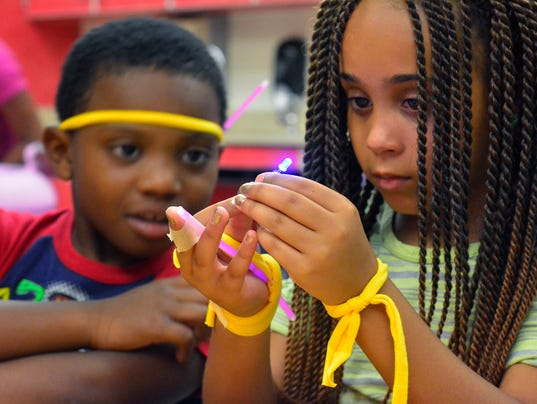 PHOTOS: STEAM at Yorkshire Elementary