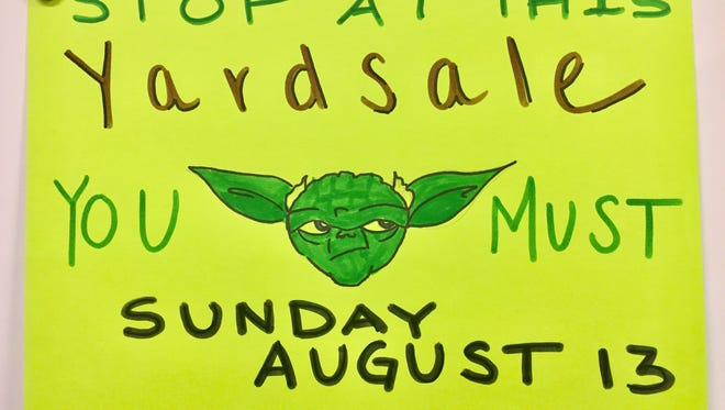 The first-ever Downtown Yard Sale is 9 a.m. to 2 p.m. Sunday, Aug. 13, at Royal Square District. Submitted/photo