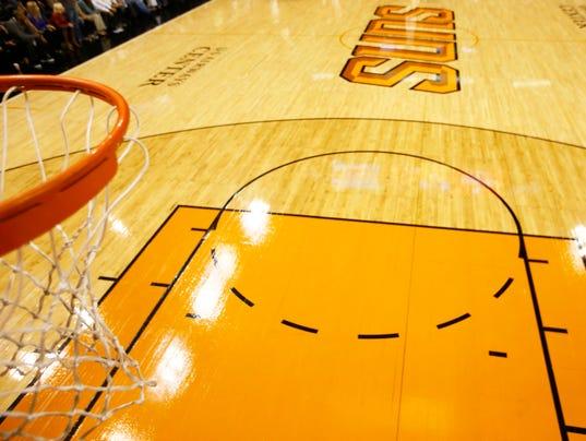 suns court