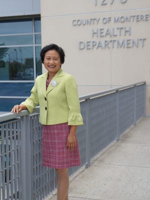 Jonabel Oreiro Perez is the finance manager for the county health department's environmental health bureau