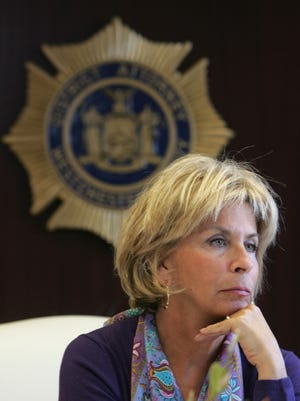 Westchester County District Attorney Janet DiFiore was nominated Tuesday to be the next chief judge of the New York Court of Appeals.
