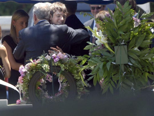 Funeral Held For Mother Of JonBenet Ramsey