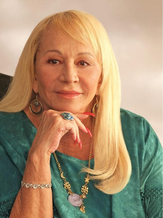 Renowned Psychic Sylvia Browne