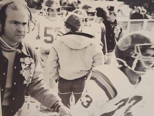 Belleville football 1982