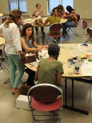 The Wichita Falls Museum of Art at MSU will present a free Arts for All workshop for budding artists Tuesday afternoon.