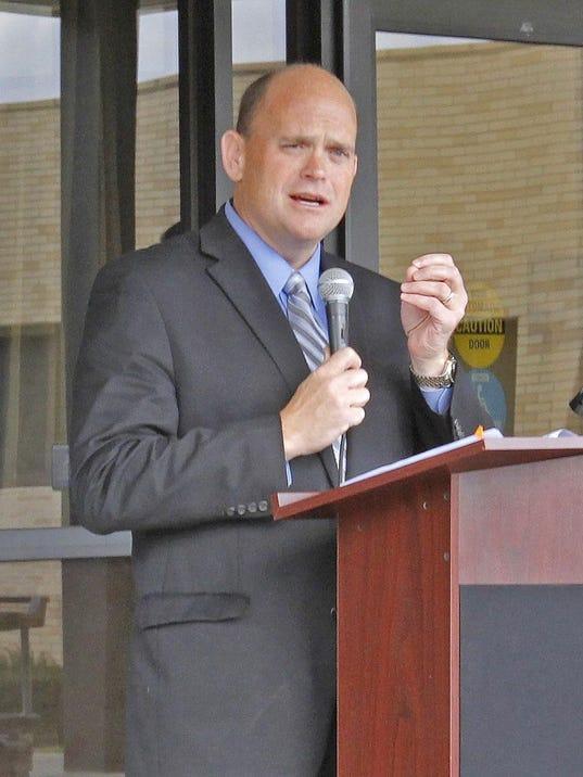 Congressman Tom Reed