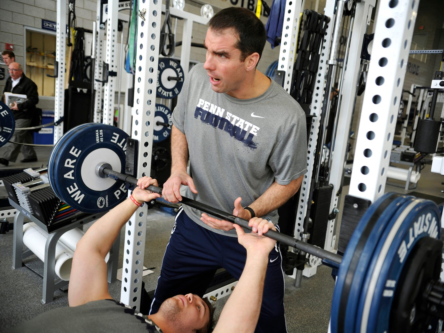 Well-liked Craig Fitzgerald, Penn State's strength and conditioning leader, is joining Bill O'Brien in Houston.