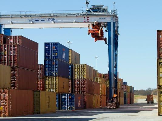 South Carolina Inland Port 1