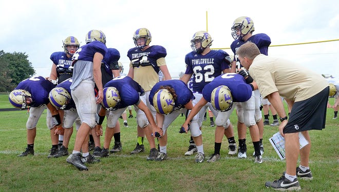 The Fowlerville football team looks to build off its momentum against Charlotte after scoring the most points in has since 2007 in Week 1.